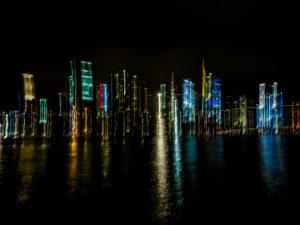 ARS-Fotografie Leica Skyline Frankfurt - abstrakt